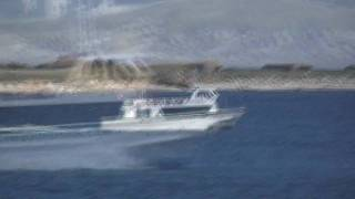 preview picture of video 'Ferry 'Kistinig' Compagnie des Iles, 56100 Lorient, Morbihan, Brittany, France 10th July 2009'