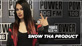 Snow Tha Product On Raising An 8-Year-Old & Representing The Mexican Community