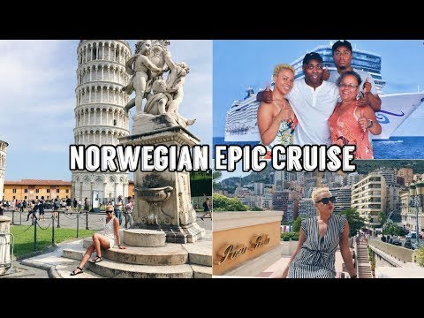 WE VISITED 4 COUNTRIES IN 3 DAYS!!!  // NORWEGIAN EPIC CRUISE PT. 3