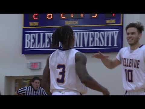 BU Men's Basketball vs  Waldorf Highlights - NSAA