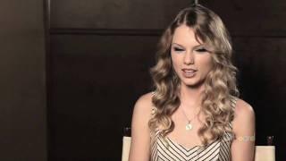 Taylor Swift's Dreams Come True - New Interview!