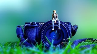 Picsart miniature effect   how to make miniature style effect in picsart   picsart tutorial
