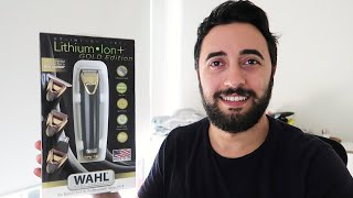 Wahl Lithium Ion Trimmer Review