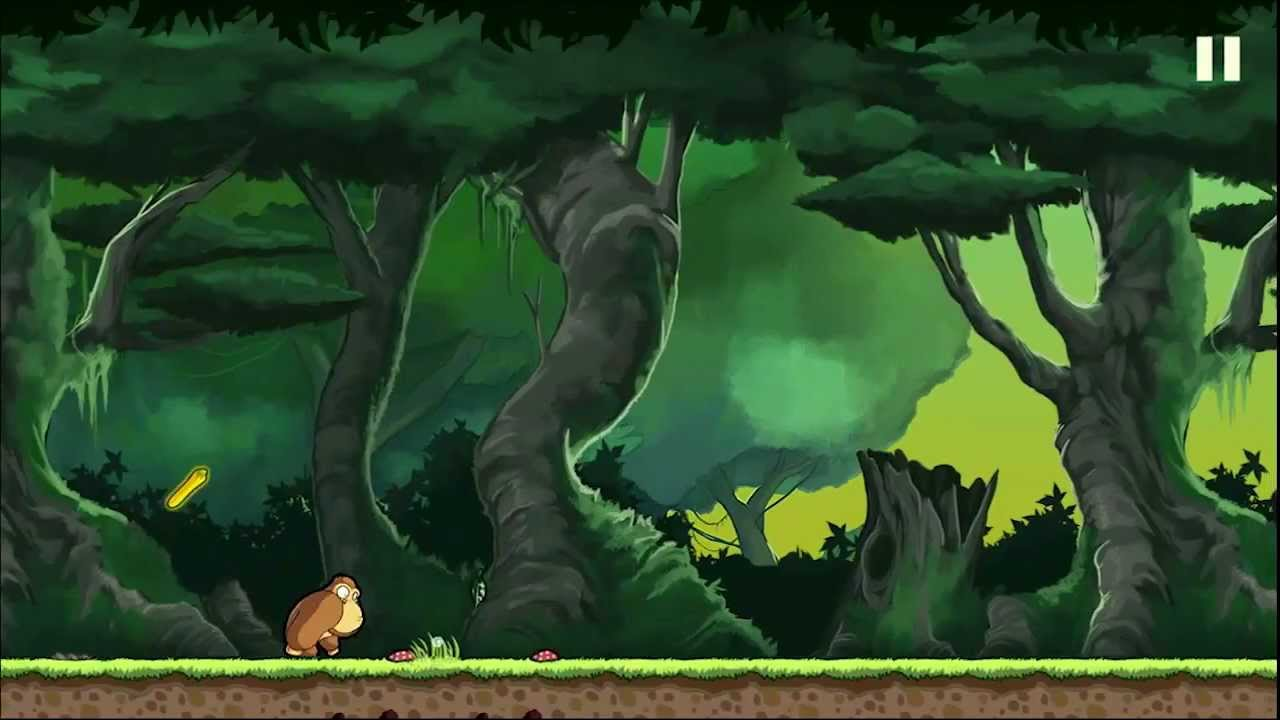If Donkey Kong Country Was An Endless Runner, It Might Look Like This