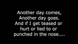 If That's What It Is - lyrics