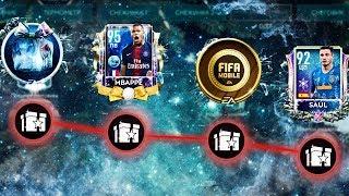 СПАСИБО, ЕА СПОРТС, ЗА ПРАЗДНИЧНОЕ НАСТРОЕНИЕ! - FIFA Mobile 19: Футбольный Мороз