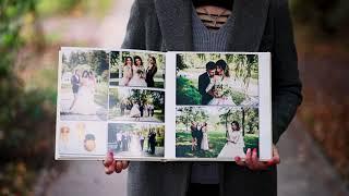 Свадебная фотокнига   Wedding Photobook 30х30