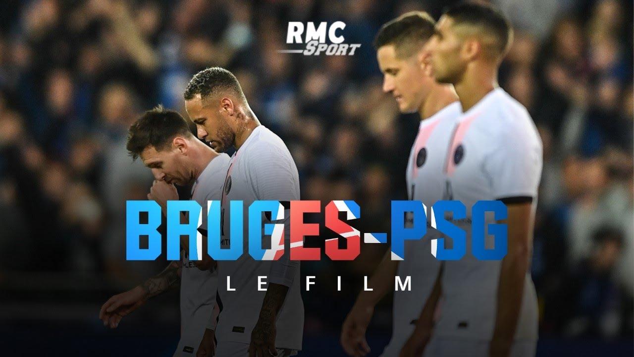 Bruges v PSG, le film des débuts de la MNM en caméras isolées exclusives : « No sweat, no glory »