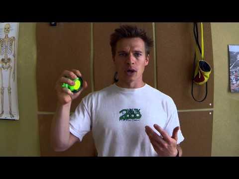 Power für Dich, mit dem Powerball, der gewonnene Powerball