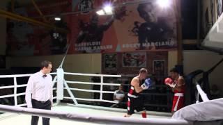 4 Сафаров Вусал БК Ударник vs Прохоров Александр Арена fight club раунд2