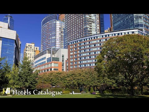 New York Marriott Downtown Hotel Tour - Luxury NYC Hotels in Lower Manhattan