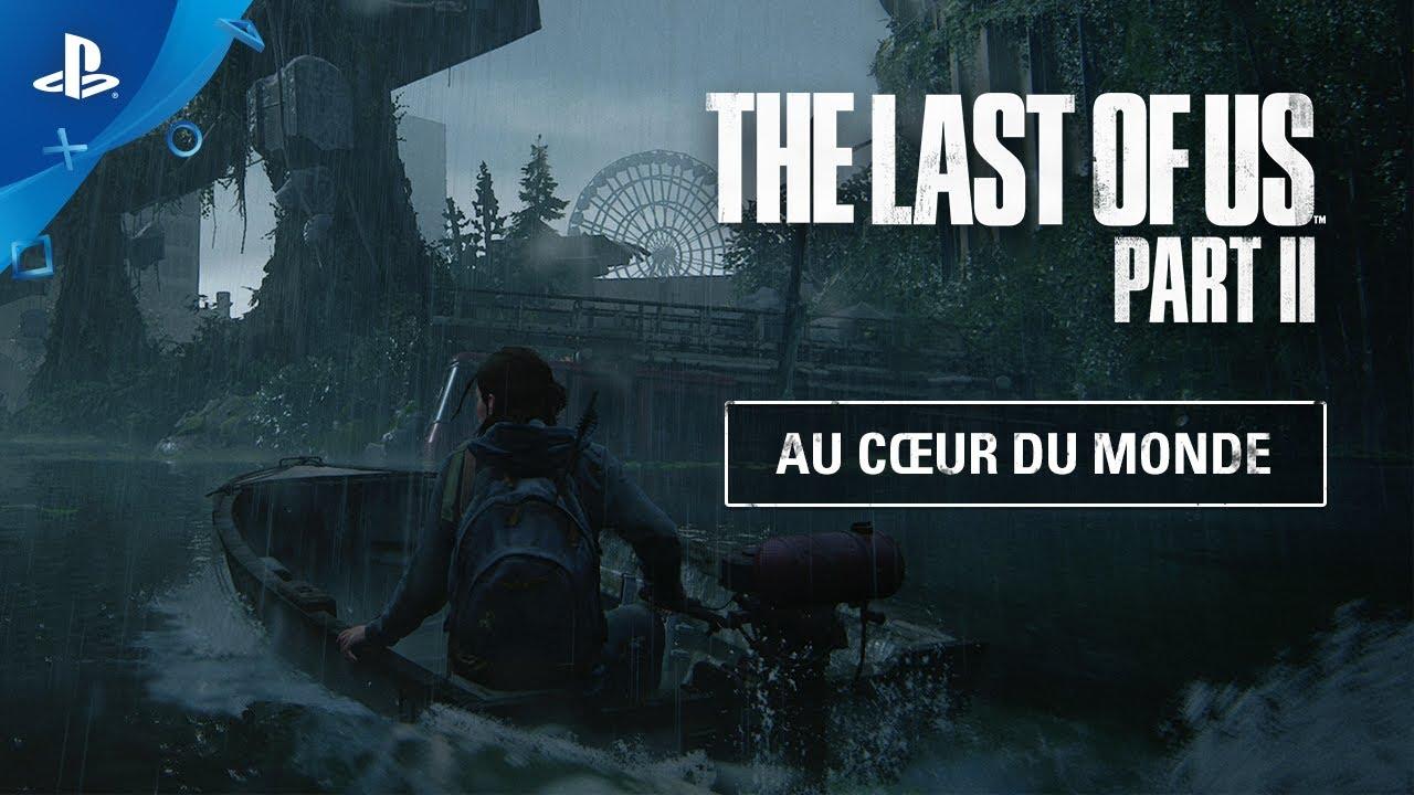 Découvrez la série de vidéos : « Inside The Last of Us Part II » de Naughty Dog