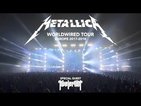 Metallica – WorldWired European Tour – The Concert (2018) [1080p]