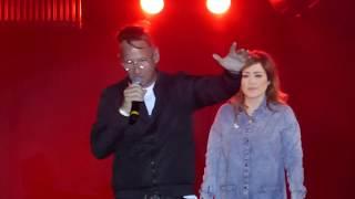 Kari Jobe ft.  Martin Smith & Stu G: Did You Feel The Mountains Tremble - Big Church Day Out 2018