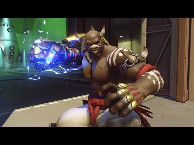 Blizzard, arregla a Doomfist