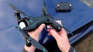 Funsky S20 Budget Beginner Folding Drone WiFi FPV 1080p/4K TX or APP control Maybe too POOH 4 Tigger