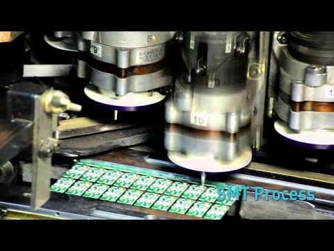 PEAK electronics (Electronica 2012 Trailer)