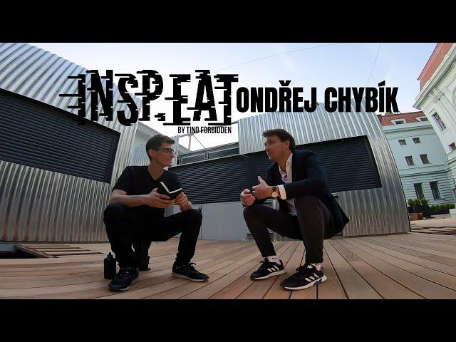 """Ondřej Chybík: """"Architekt je trochu kouzelník."""" (INSP.EAT podcast)"""