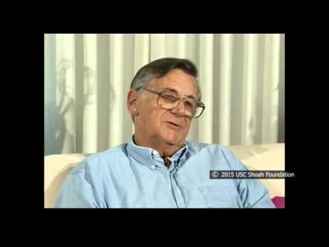 Kurt Klein veterano estadounidense rememora el encuentro con la sobreviviente que más tarde sería su esposa