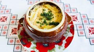 Мясо в горшочках рецепт Блюда в горшочках Жаркое в горшочке Мясо в горшочке с картошкой в духовке