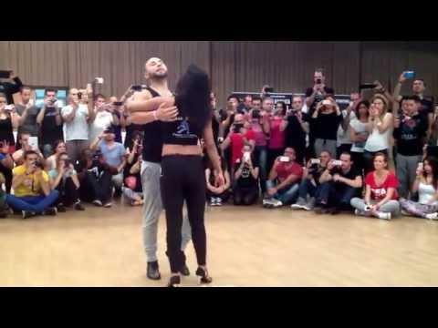 Jorge Contreras & Aubrey PARIS BACHATA FESTIVAL