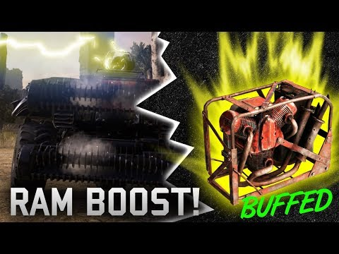 Tormentor Weapon Booster Review - CROSSOUT Gameplay