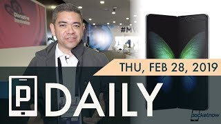 Galaxy Fold is highly exclusive, Motorola foldable RAZR confirmed?
