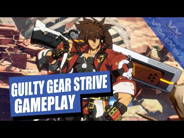 Guilty Gear -Strive-: 25 minutos de gameplay en PS5