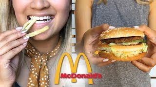 I Only Ate At McDonald