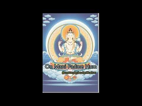 Download Avalokiteshvara Chenrezig Mantra Long Mantra Video