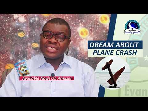 DREAM ABOUT PLANE CRASH - Meaning and Interpretation