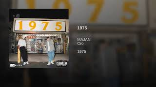 Majan Ft. Cro   1975 (Official Audio)