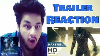 Max Steel Official Trailer 2016  Superhero Movie  Pakistani Boy Reaction