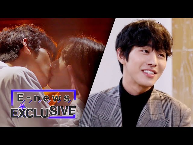 Ahn Hyo Seop did a Great Job in His Scenes with Lee Sung Kyoung [E-news Exclusive Ep 148]