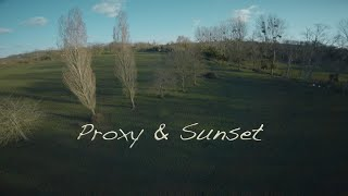 This Is How I'm Having Fun ! - / FPV Sunset ☀️ Proxy Juice Freestyle