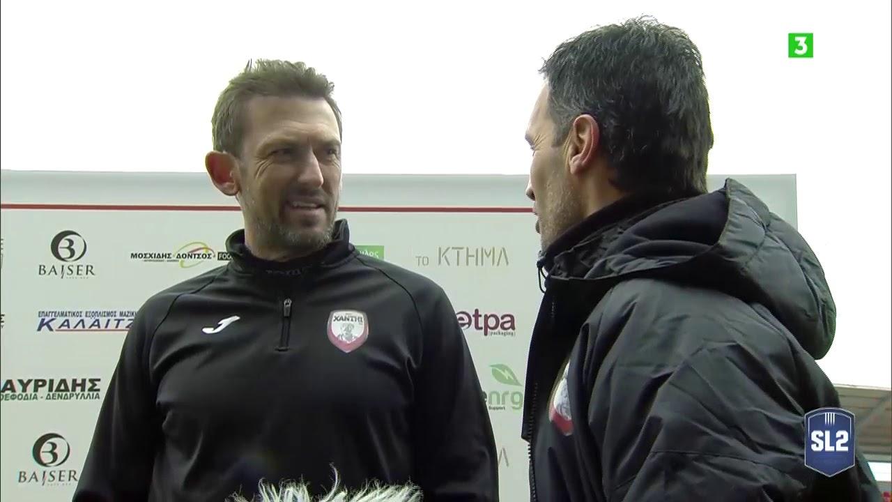 Οι δηλώσεις του προπονητή της Ξάνθης, Τόνι Πόποβιτς | 13/2/2021 | ΕΡΤ