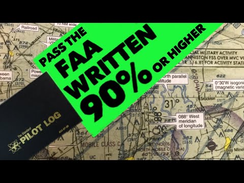 Pass Your FAA Written Exam 90% Or Higher - YouTube