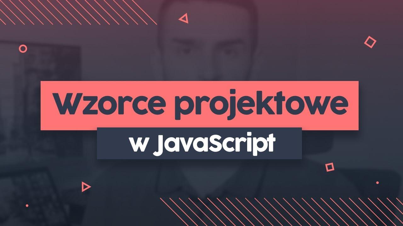 Wzorce projektowe - Strategia, Obserwator i Fabryka w JavaScript | Przeprogramowani ft. code v0.0.22 cover image