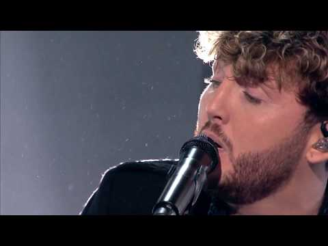 James Arthur - Empty Space (Live on The X Factor)