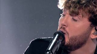 James Arthur   Empty Space (Live On The X Factor)