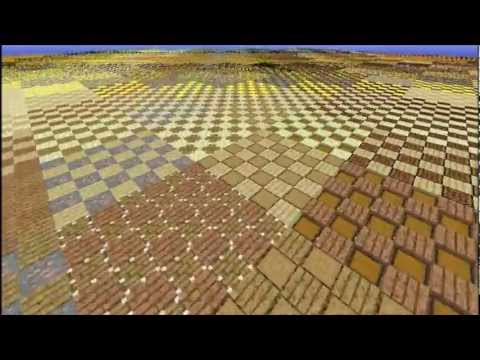 Block Patterns To Help With Decorating Minecraft Project