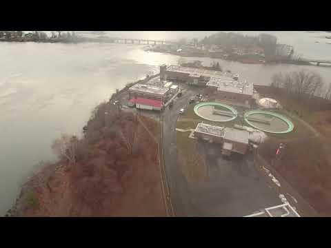 December 2020 - Peirce Island Aerial Video