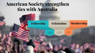 American Society - Welcomes newly relocated American nationals