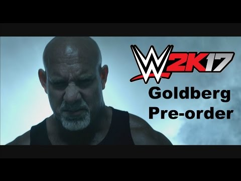 Видео № 0 из игры WWE 2K17 (Б/У) [Xbox One]