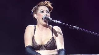 3/16 Dresden Dolls - Missed Me @ Coney Island Amphitheater, Brooklyn, NY 8/27/16