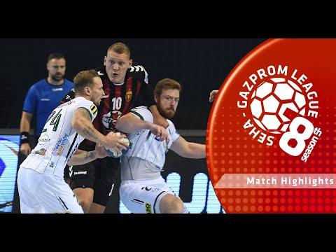 Match highlights: Tatran Presov vs Vardar