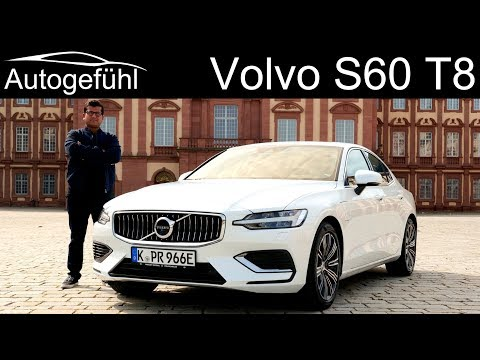 all-new Volvo S60 T8 PHEV FULL REVIEW - Autogefühl