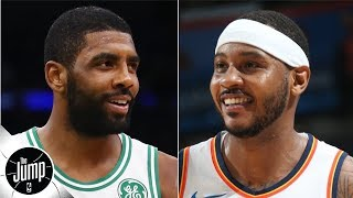 Carmelo Anthony to the Nets: Would it make sense? | The Jump