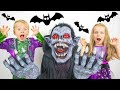 Halloween Song - children songs from Gaby and Alex