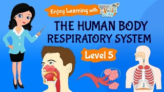 The Human Body - Respiratory System | Science | Grade-5 | TutWay |